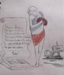 Mon premier dessin après l'attentat du 7 janvier 2015 à Charlie Hebdo
